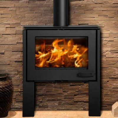 10 kW with Black Legs - Top or Rear Exit