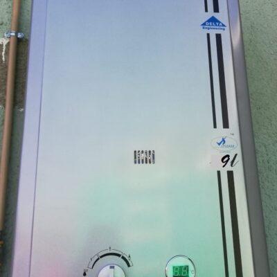 Gas Genie Delta Engineering 9Lt Zero Start