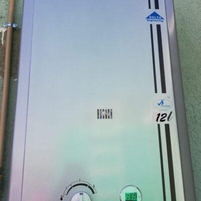 Gas Genie Delta Engineering 12Lt Zero Start