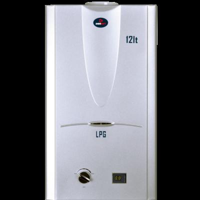 Gas Genie Dewhot 12Lt Low Water Pressure + Flue