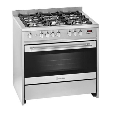 Meireles 90cm SS Gas with Electric Oven