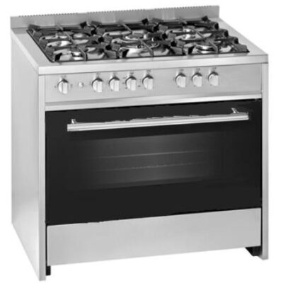 Meireles 90cm Stainless Steel Gas / Electric Stove