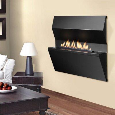 Gas genie Picasso Fireplace