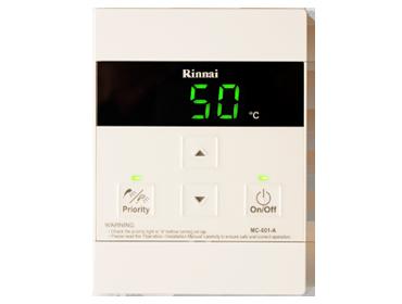 Gas Genie Rinnai Compact Controller