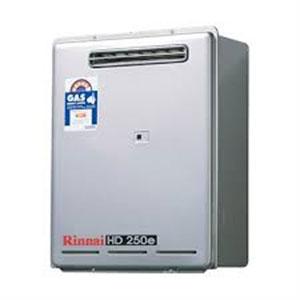 Gas Genie Rinnai HD250e 32Lt Commercial (External)
