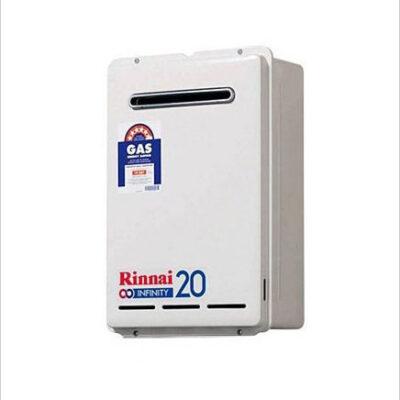 Gas Genie Rinnai Infinity 20lt e (External) New Model