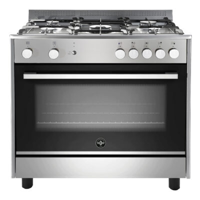 Stainless Steel 90cm Parma Gas / Electric