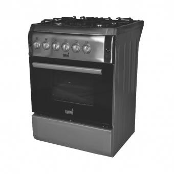 Totai 4 Burner Gas with Electric Grill