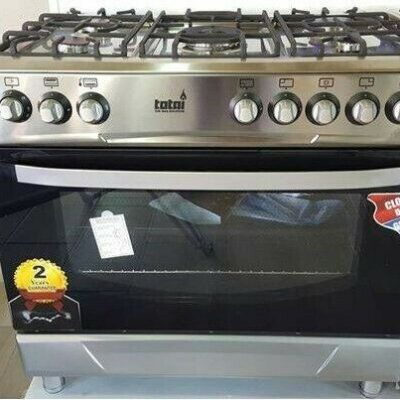 Totai 5 Burner Gas Electric Oven with Grill